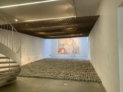 Nadia Kaabi-Linke, 'NYSE Road Works (Remont II)', 2021