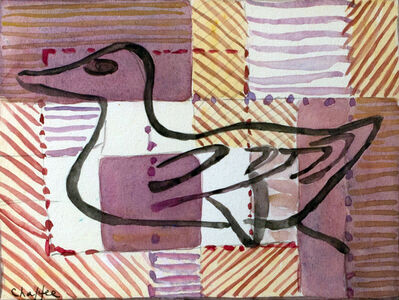 Oliver Chaffee, 'Duck', 1930