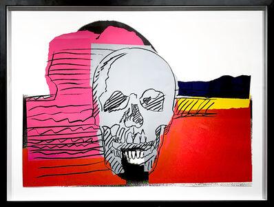 Andy Warhol, 'Skulls (F.& S. II.159)', 1976