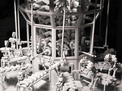 Guillaume Lachapelle, 'Polygon Factory', 2019