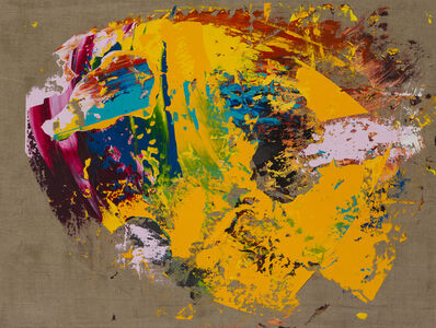 C. Michael Norton, 'Elliptical Chaos', 2015