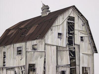 Seth Clark, 'Barn V', 2020