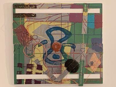 Alan Shields, 'Houston Oil', 1974