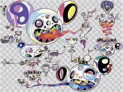 Takashi Murakami, 'Parallel Universe', 2016