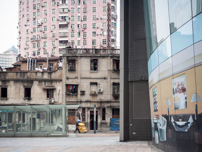 Peter Bialobrzeski, 'Wuhan Diary p.28', 2017