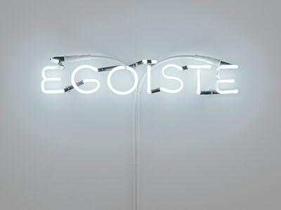 Sylvie Fleury, 'Egoïste', 2000
