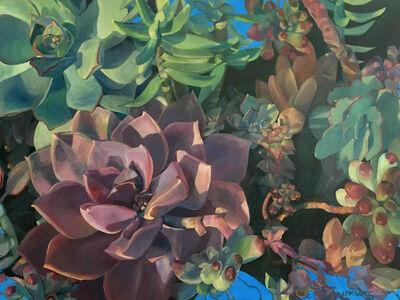 Meryl Lebowitz, 'From Glowing Blue', ca. 2019-2020