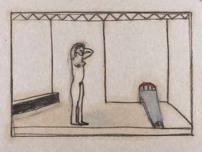 Andrzej Jackowski, 'Drawing 52 from The Voyage', 2011