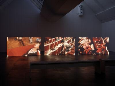 Aernout Mik, 'Communitas', 2010