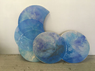 Clare Asch, 'Converging Waves', 2019