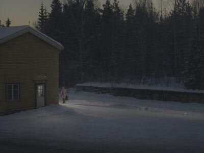Ole Marius Jørgensen, 'The last train home ', 2018