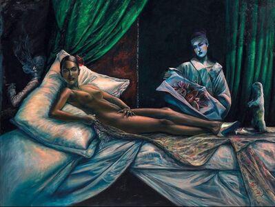 Patrick Boussignac, 'Une moderne Olympia', 2005