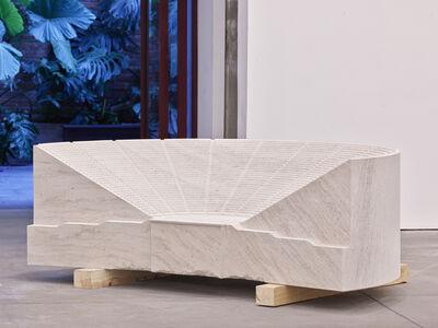 Jorge Méndez Blake, 'Proyecto de anfiteatro (Arquitectura de la discusión) VII / Project for Amphitheater (Architecture of Discussion) VII', 2020