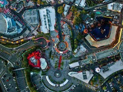 Jeffrey Milstein, 'LA 62 Universal Studios, Hollywood, CA', 2016