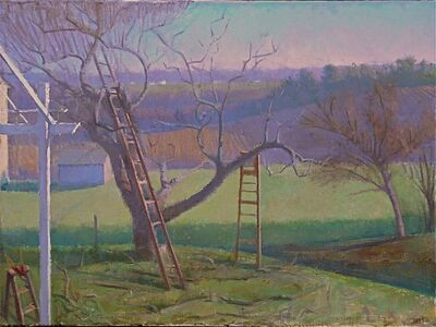Langdon Quin, 'Pruning Ladders'
