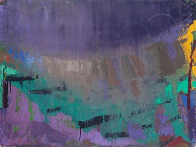 Brian Rutenberg, 'Under the Pines 6', 2020