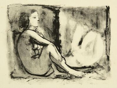 Pablo Picasso, 'Les deux femmes nues', 1945