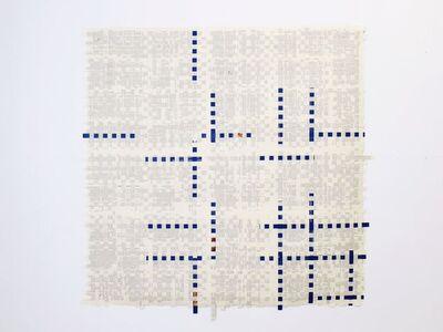 Elisa Terroba, 'Neoplástico (Used book: L'enseignement religieux dans la Couronne de Castille. Collection of  the  Casa de Velázquez. 2003)', 2015