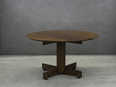 Sergio Rodrigues, 'Alex Dining Table', 1960
