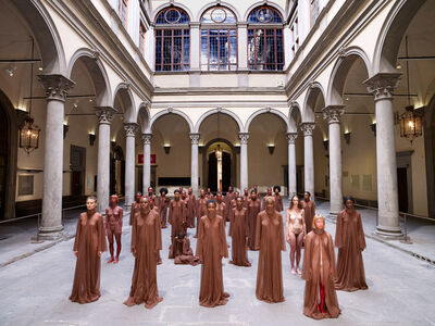 Vanessa Beecroft, 'vb83.023.nt', 2017-2018