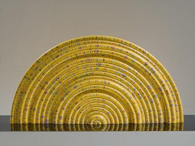 Kelsey Brookes, 'Primary Waveform (half circle)', 2018