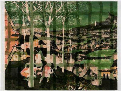 Toby Ziegler, 'Involuntary memory event', 2010