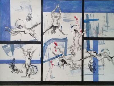 Mamady Seydi, 'Untitled 16', 2018