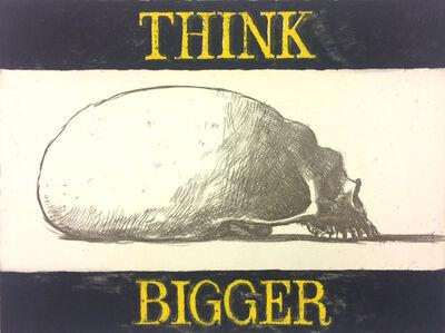 Michael Kvium, 'Think Bigger'