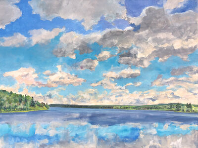 Dorothy Knowles, 'Anglin Lake (AC-56-94)', 1994