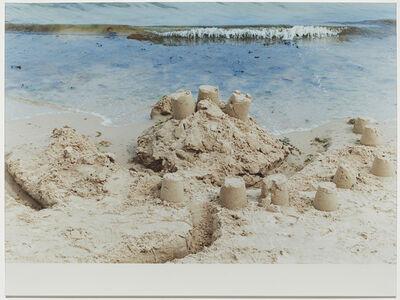 Wolfgang Tillmans, 'Sandcastle', 2000