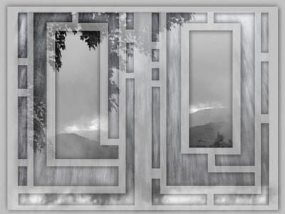 Beryl Korot, 'Vermont Landscape', 2004