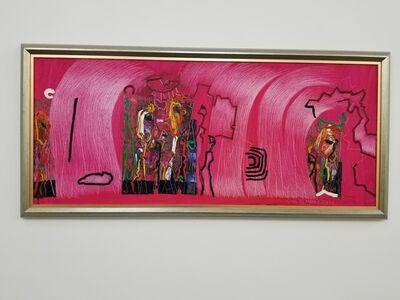 Soile Yli-Mäyry, 'Burning Heart III', 2002