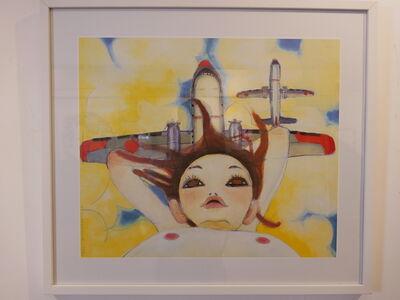 Aya Takano, 'Fallin Manma Air', 2015