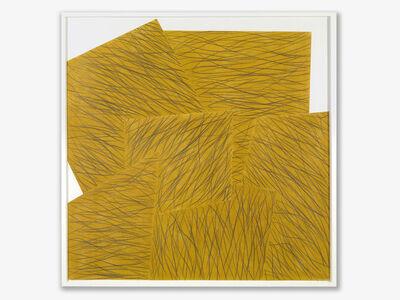 David Tremlett, '6 forms drawing #2 (JP)'