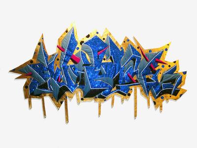 Mounir Fatmi, 'Divine Graffiti', 2010