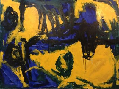 Zhang Bo, 'Yellow Is Just an Illusion', 2018