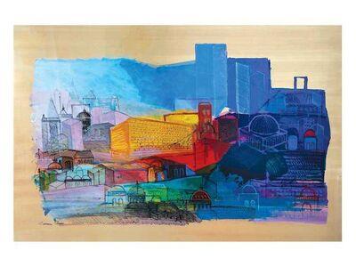 Calman Shemi, 'Jerusalem Landscape', 2015