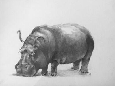 Adonna Khare, 'Hippo with Ears', 2017