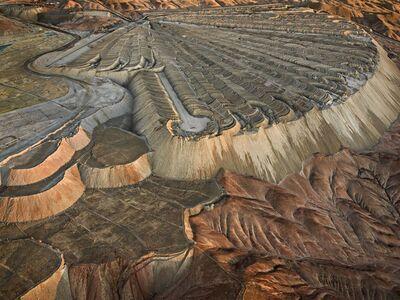 Edward Burtynsky, 'Chuquicamata Copper Mine Overburden #2, Calama, Chile', 2017