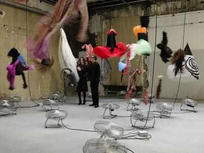 Annette Messager, 'Motion Emotion', 2012