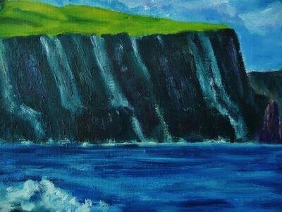 William Kelley, 'The Cliffs of Moor'