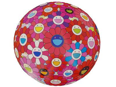 Takashi Murakami, 'Flowerball (3D) - Hey! You! Do you feel what I feel', 2014
