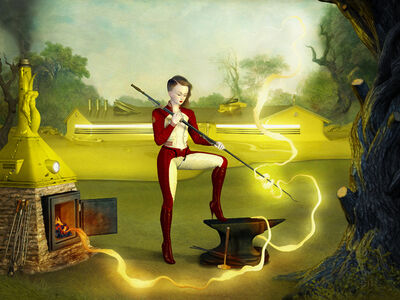 Ray Caesar, 'Alchemy and Forgery', 2019