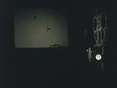 João Maria Gusmão & Pedro Paiva, 'Projector (camera test)', 2016
