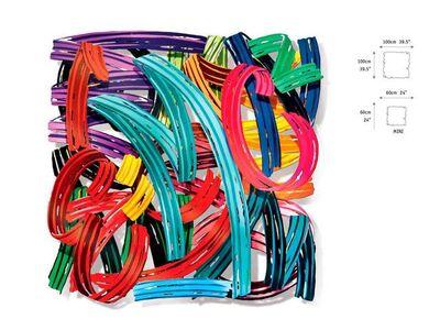 David Kracov, 'Stroke Of Genius', 2015