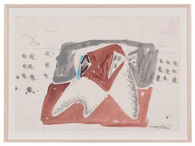 Markus Lüpertz, 'Untitled', 1978