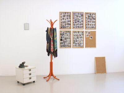 Allan Kaprow, 'Tie rack ', 1998