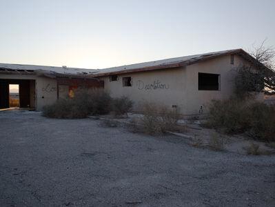 "Richard Misrach, '""Desolation,"" Calipatria, California'"