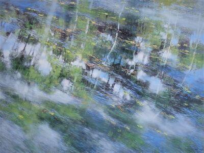 Teri Malo, 'Cloud-gazing in July', 2018