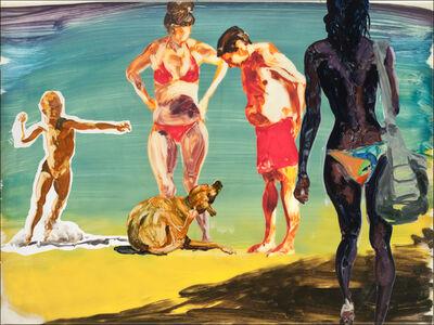 Eric Fischl, 'On the Beach ', 2016